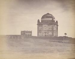 Ain-ul-Mulk's Tomb and Mosque, Bijapur